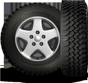Mud-Terrain T/A KM Tires